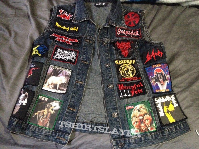 Beerdozer metal vest