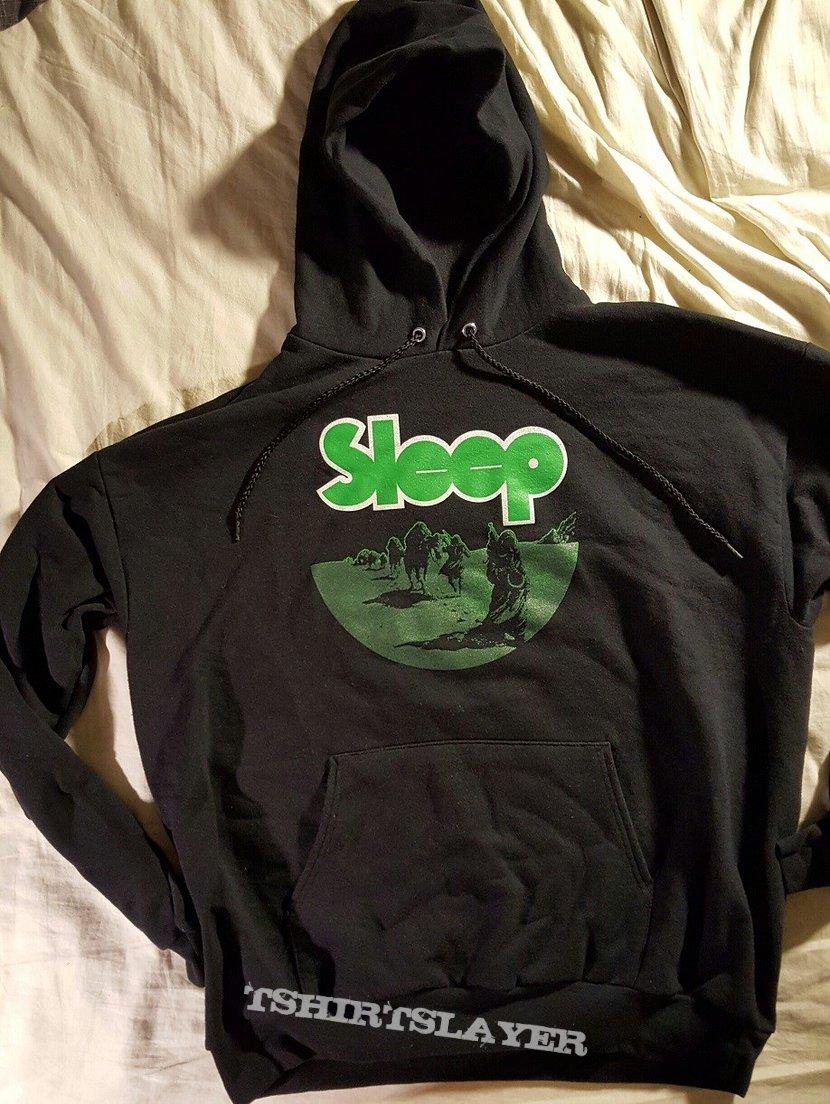 Sleep - Dopesmoker Hoodie | TShirtSlayer TShirt and BattleJacket Gallery