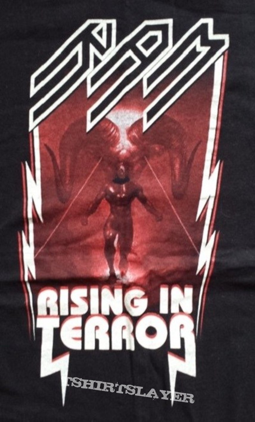 Ram - Rising in Terror shirt