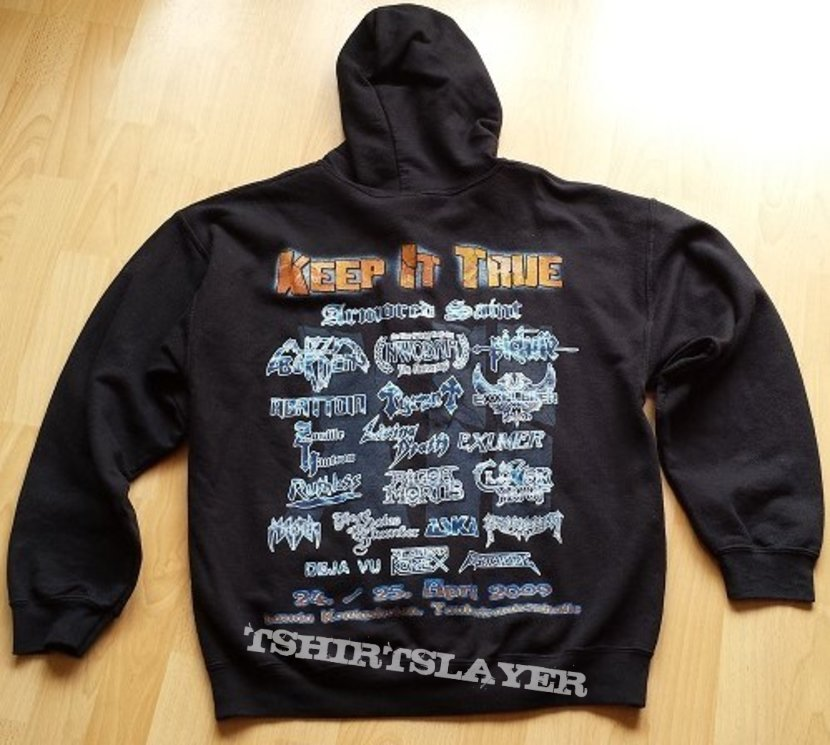 Keep It True XII hoodie