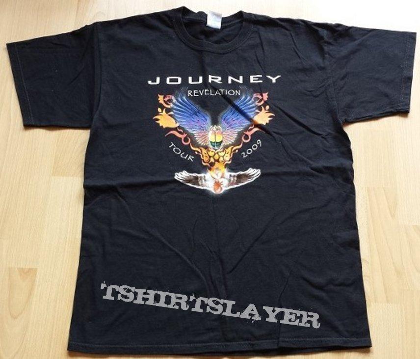 Journey - Revelation Tour shirt