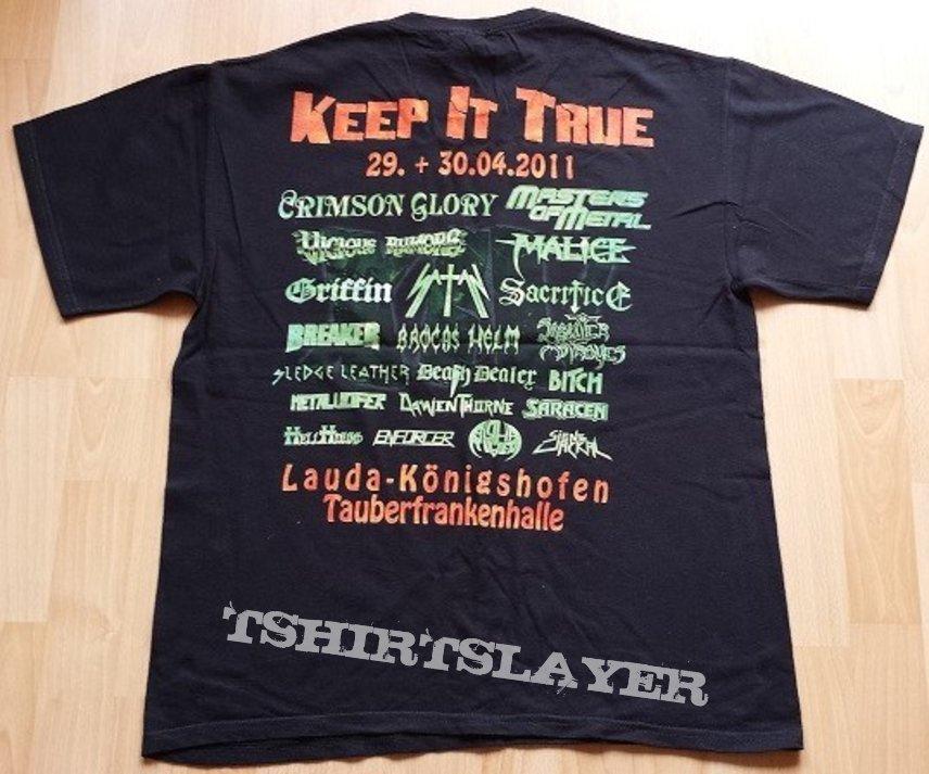 Keep It True XIV shirt