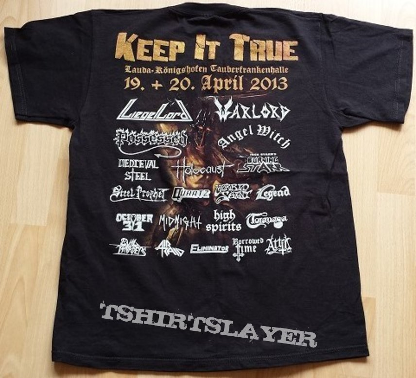Keep It True XVI shirt