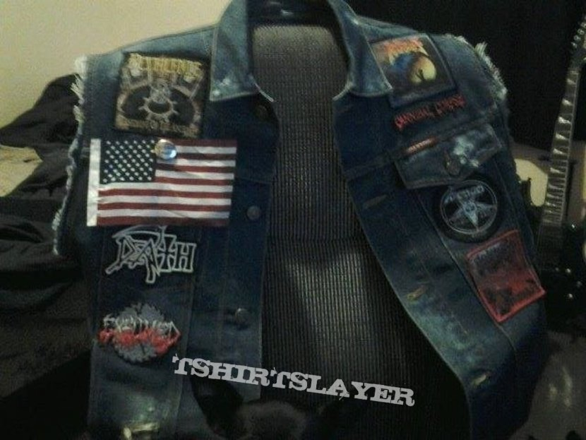 My OSDM battle jacket