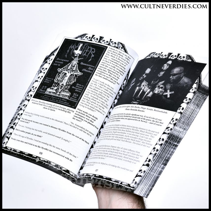Black Metal: Into The Abyss book