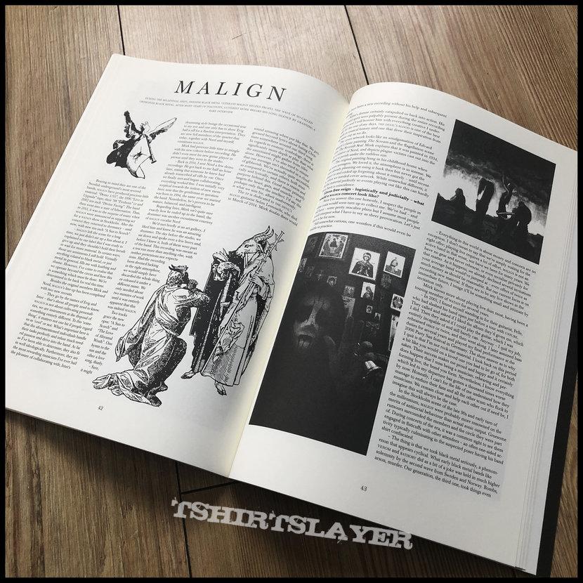 Bardo Achivology Vol. One fanzine