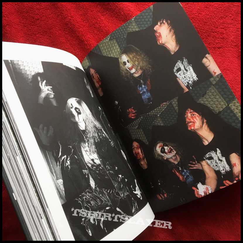 THE DEATH ARCHIVES: MAYHEM 1984-94 book (by Necrobutcher)