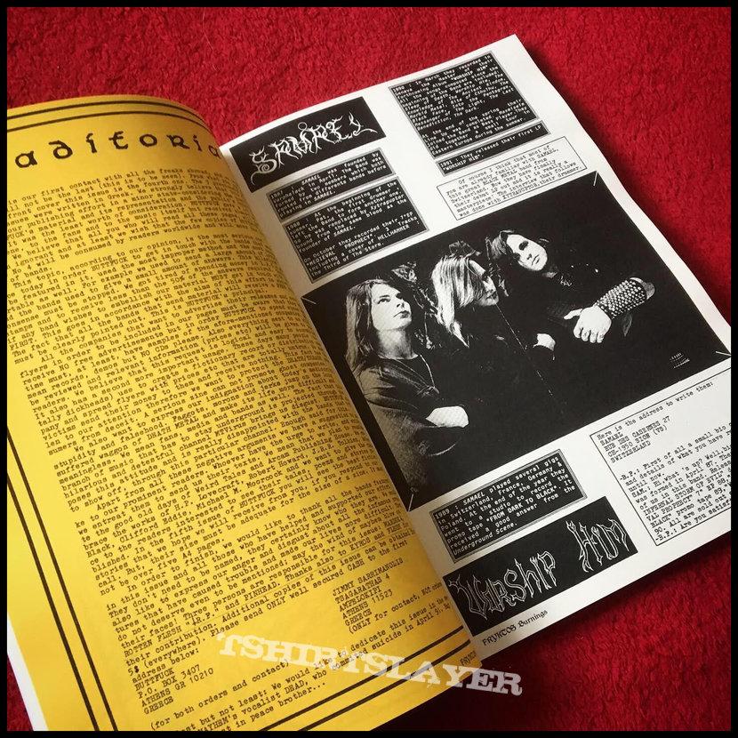 BUTTFUCK 1988-1993 fanzine anthology book
