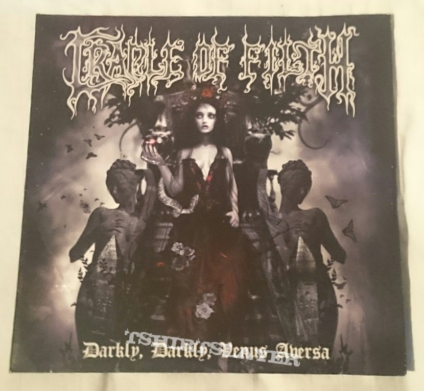 My Cradle Of Filth - Records