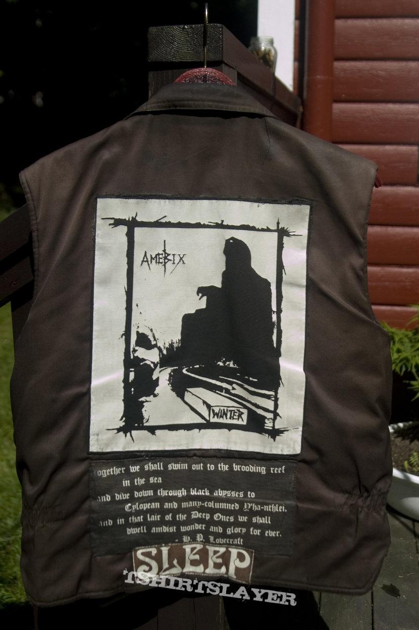 Faithful old servant vest