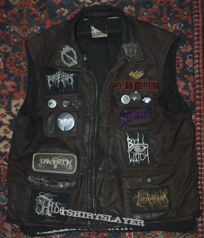 Faithful old servant vest