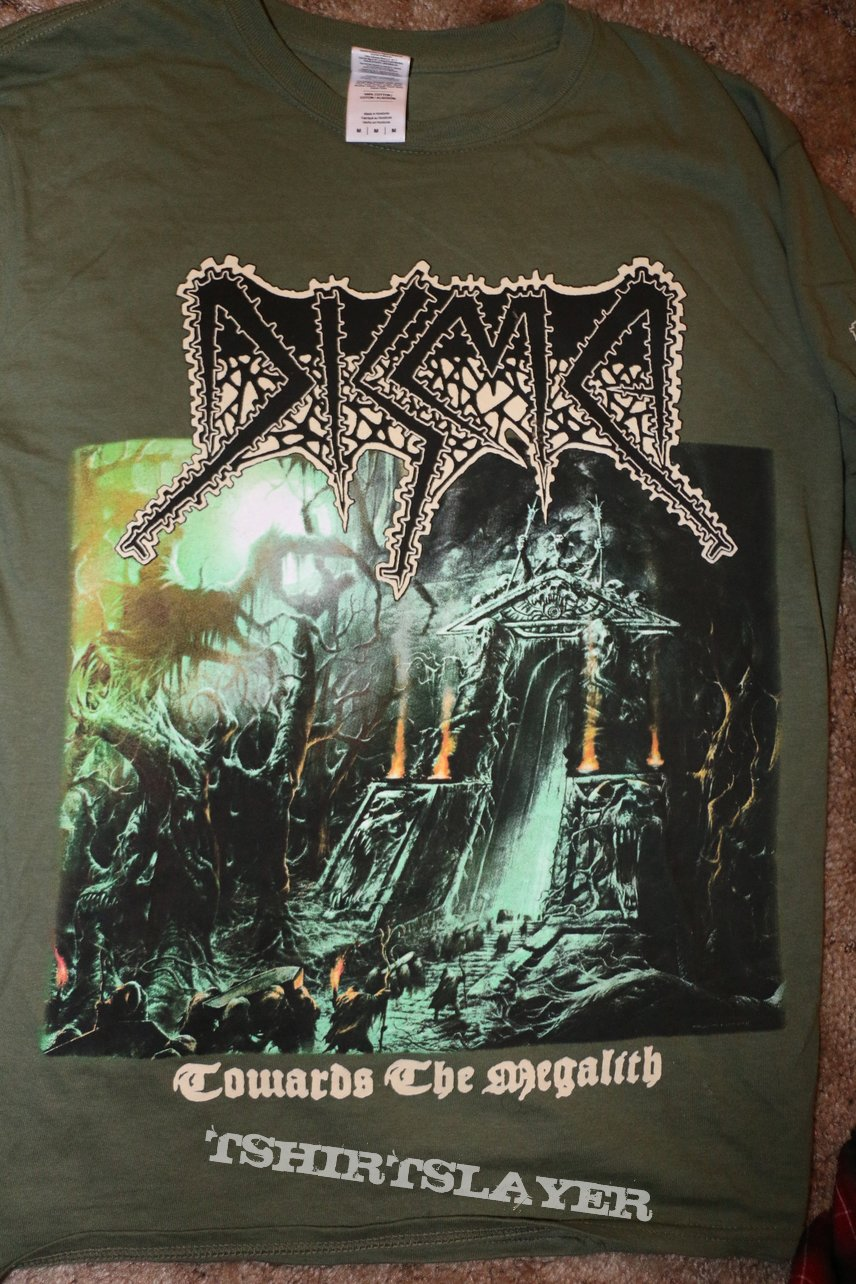 Disma - Towards the Megalith LS (Green)