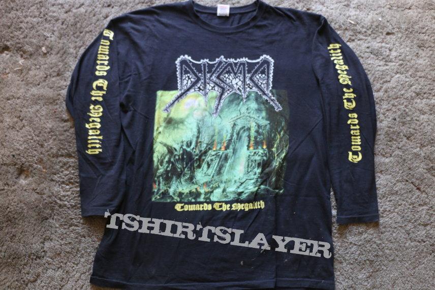 Disma - Toward the Megalith (Long Sleeve)