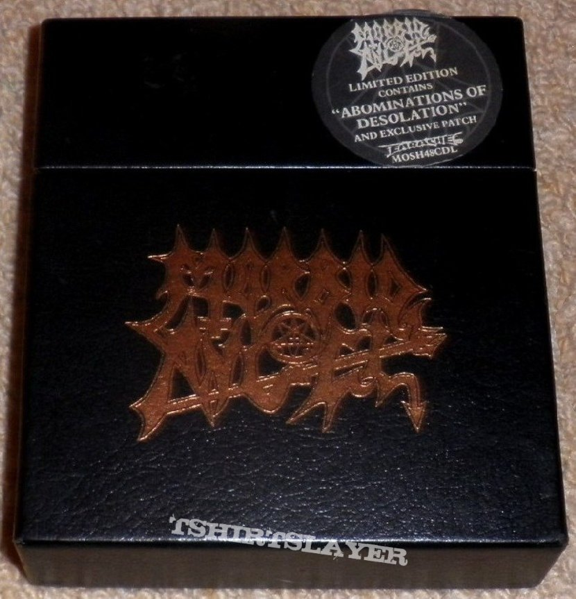 Morbid Angel - Abominations of Desolation CD Box Set 1991 ...