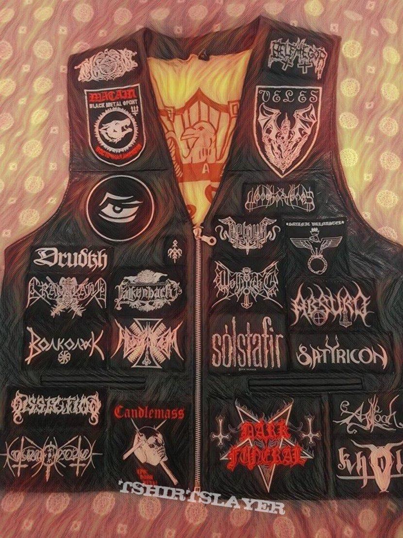 Battle Jacket *Not finished*