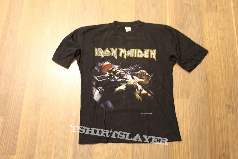 Iron Maiden - Man on the Edge (M)
