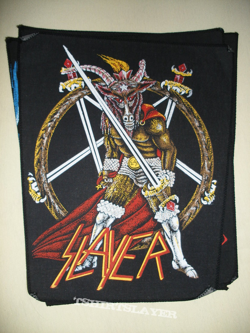 Slayer - Show No Mercy BP