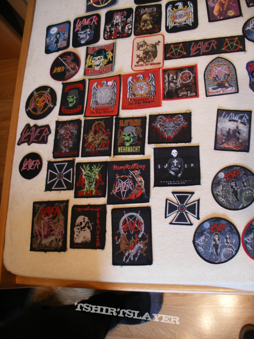 Updated Slayer Collection