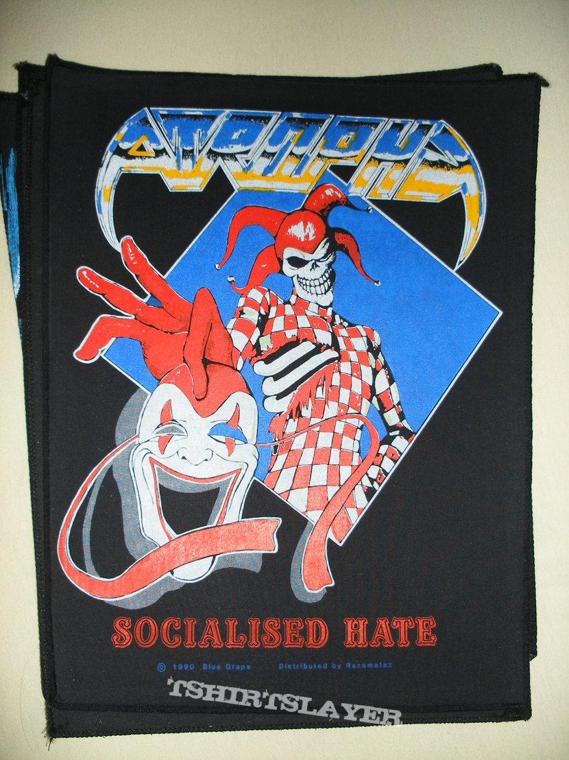 Atrophy - Socialized Hate BP