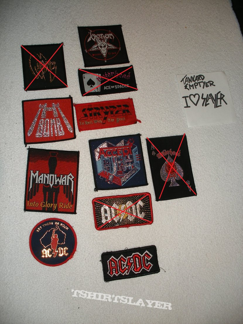 Trade Patches April 2015