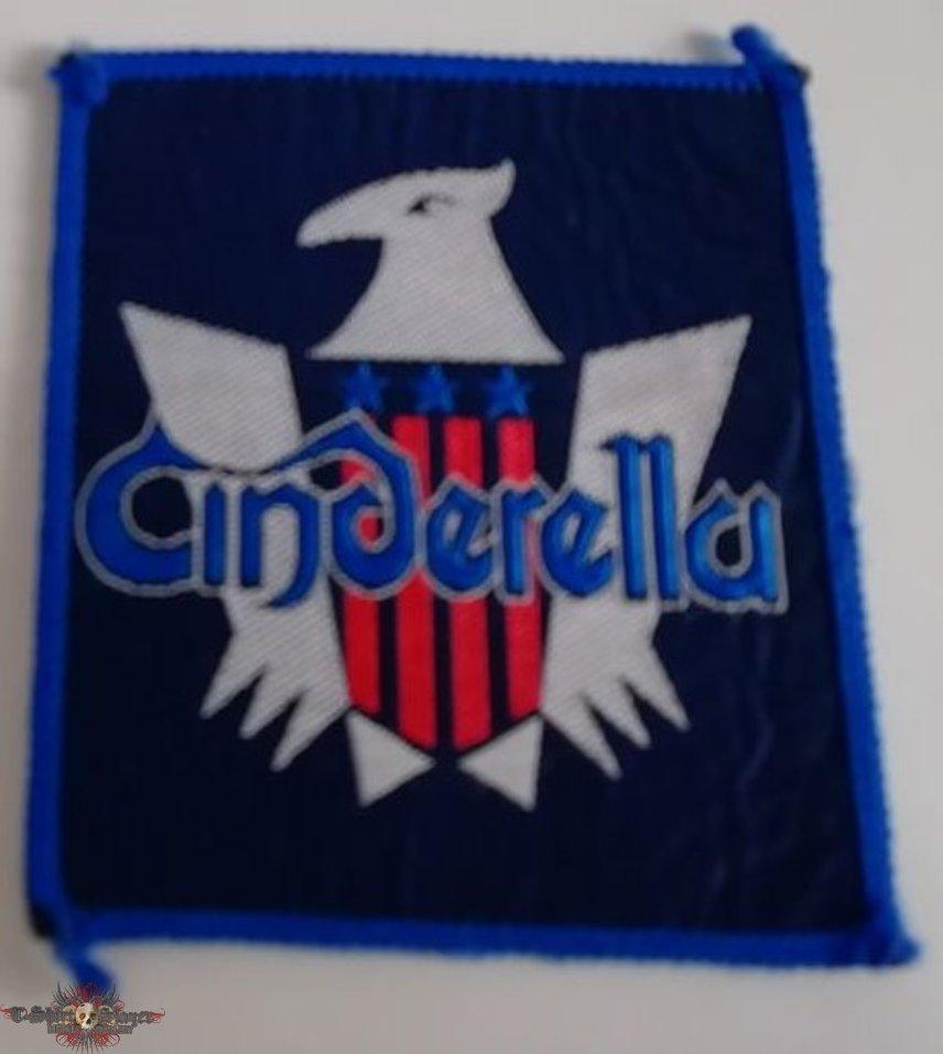 Cinderella patch for streicherzzy