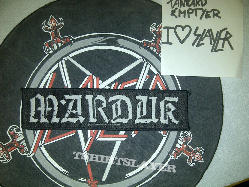 Marduk Stripe Patch
