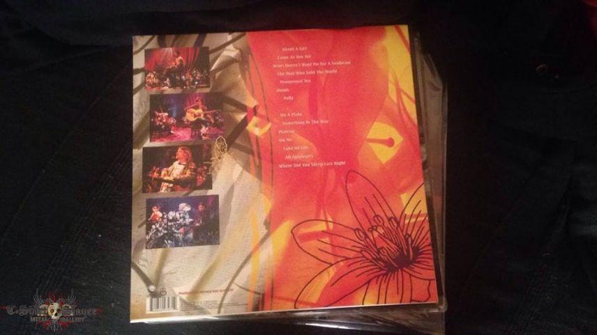 MTV Unplugged Vinyl