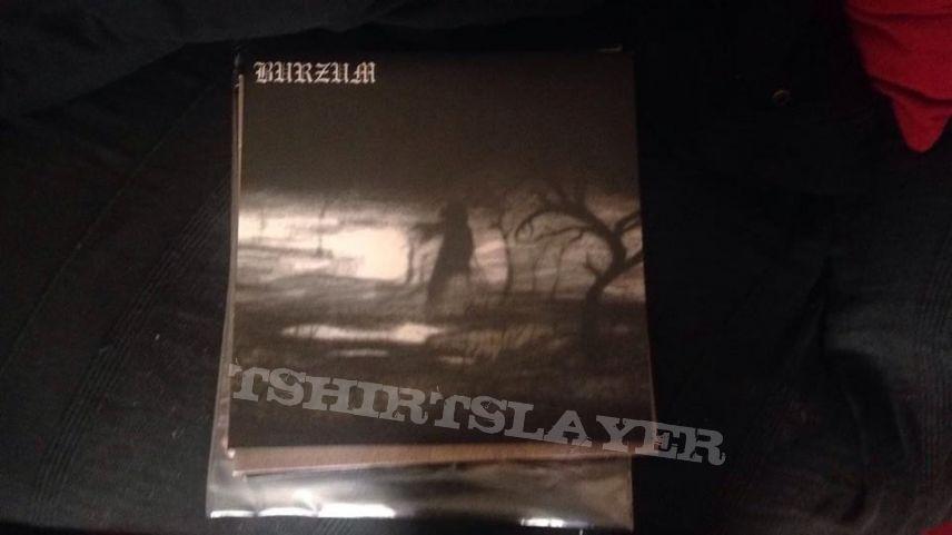 Burzum/Aske Gatefold Vinyl
