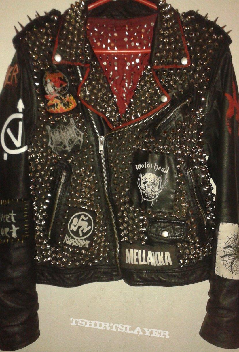 Leather jacket punk - Comments