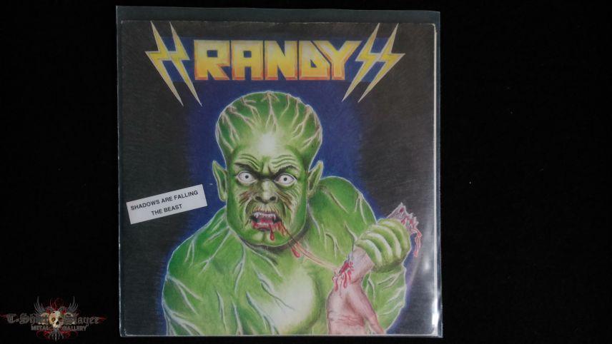 "Randy ""The Beast"" 7"""