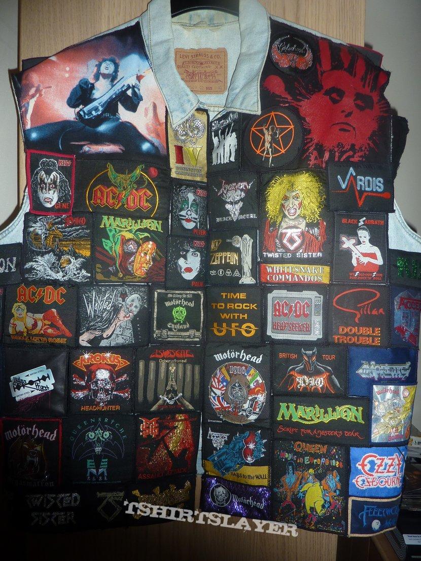 (very) old school battle jacket