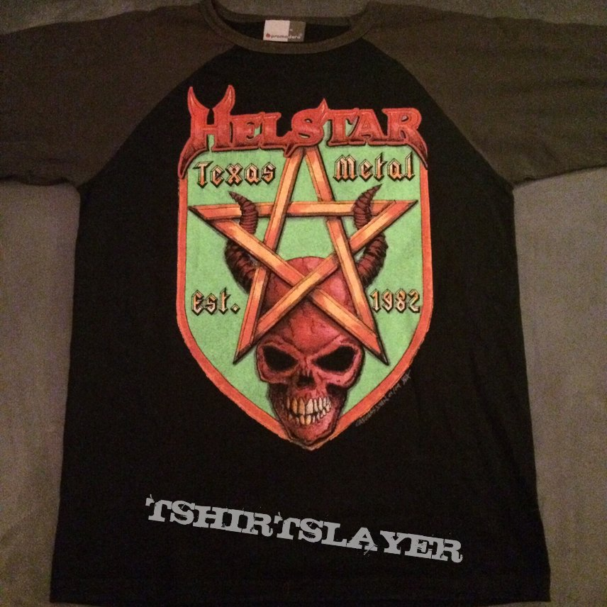 Helstar - Texas Metal / Hell Over Europe