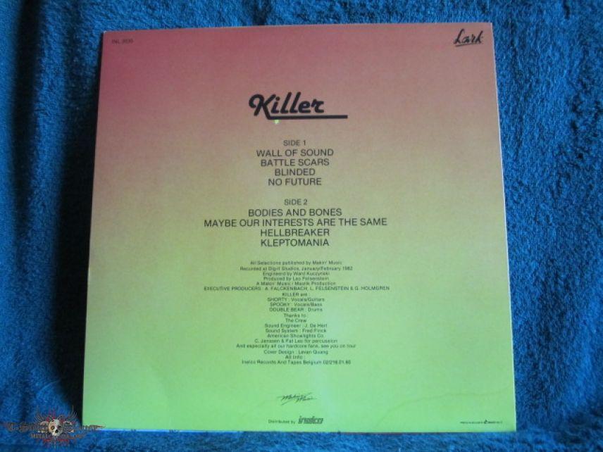 Killer - Wall Of Sound (Vinyl)