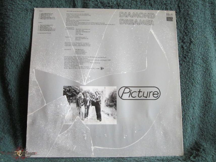 Picture - Diamond Dreamer (Vinyl)