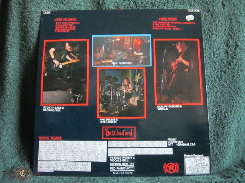 Hellbastard - Heading for Internal Darkness (Vinyl)