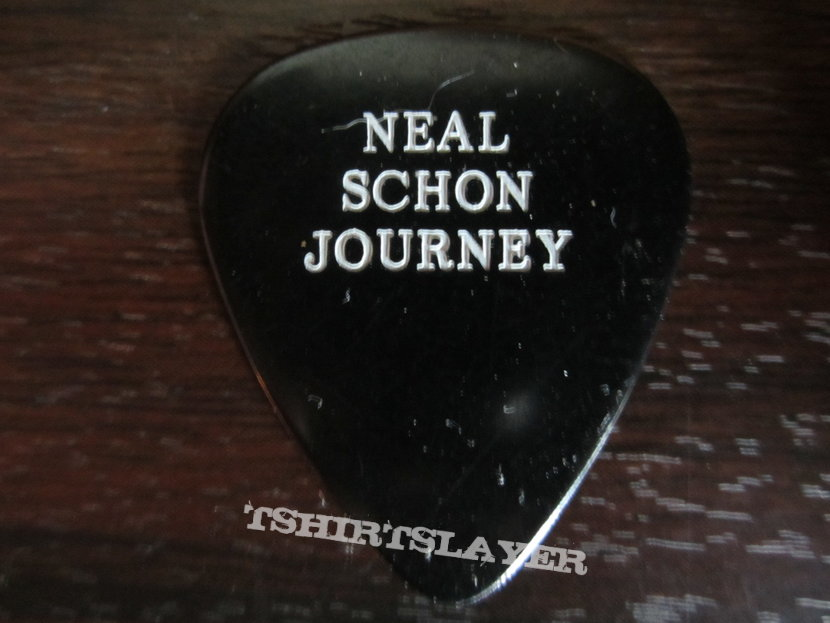 Journey - Neal Schon (pick)