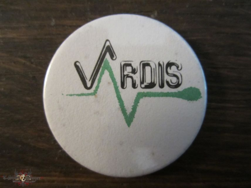 Vardis - logo badge