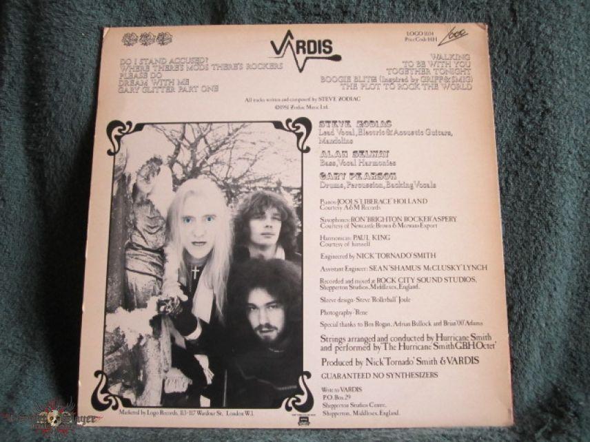 Vardis - Quo Vardis (Vinyl)