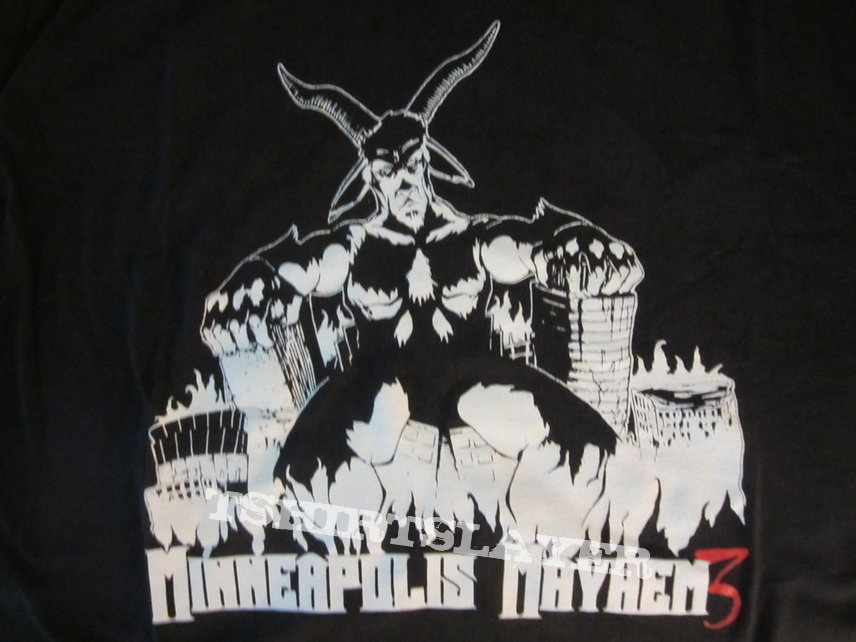 Minneapolis Mayhem 3 - Metalfest (Shirt)