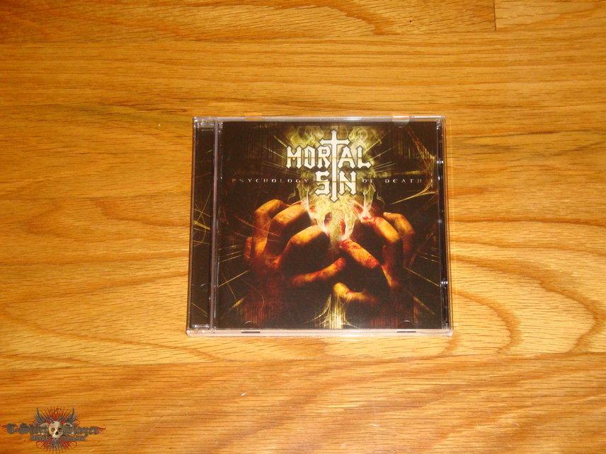 Mortal Sin - Psychology of Death 2CD