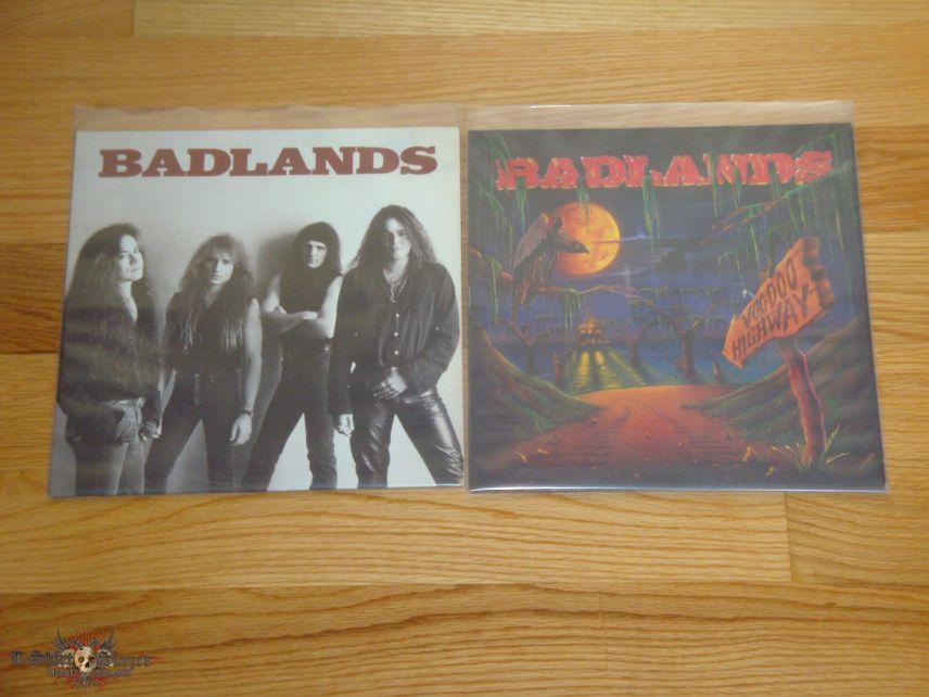 Badlands Vinyls