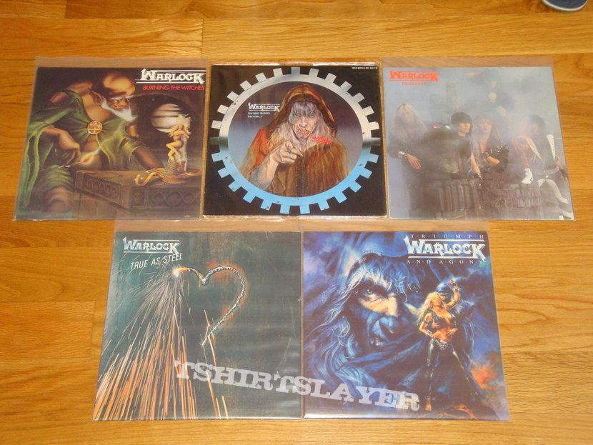 Warlock Vinyls