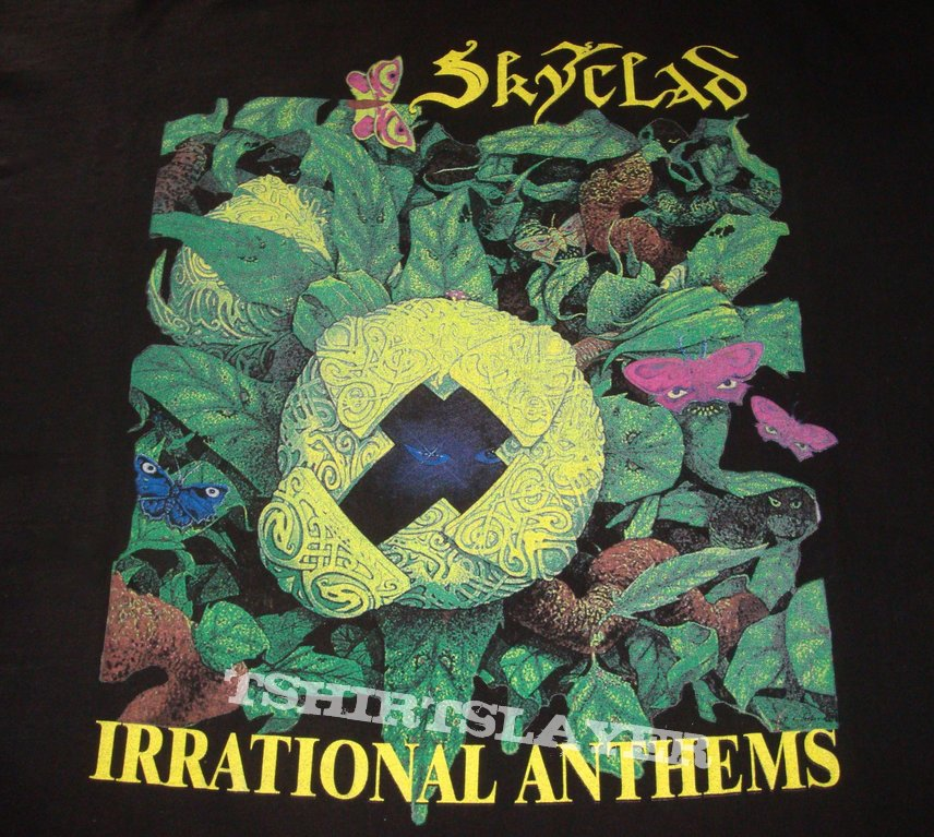 Skyclad Irrational Anthems shirt