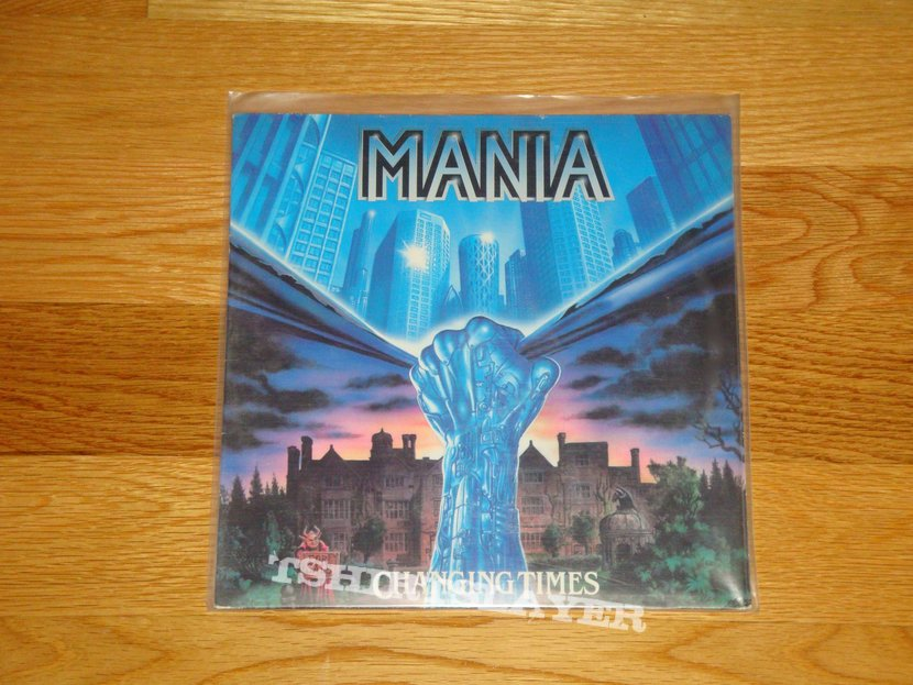 Mania Changing Times LP