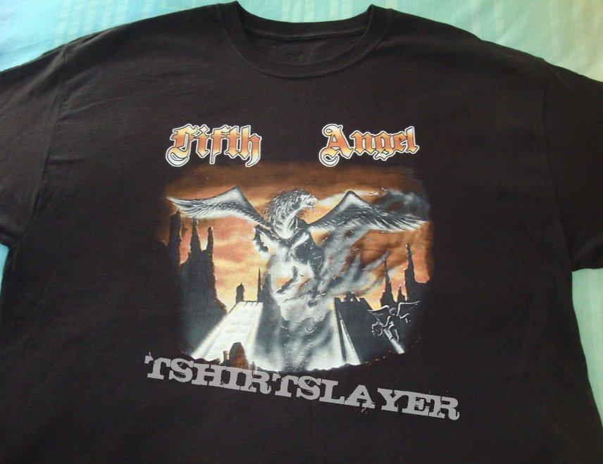 Fifth Angel First Album Shirt