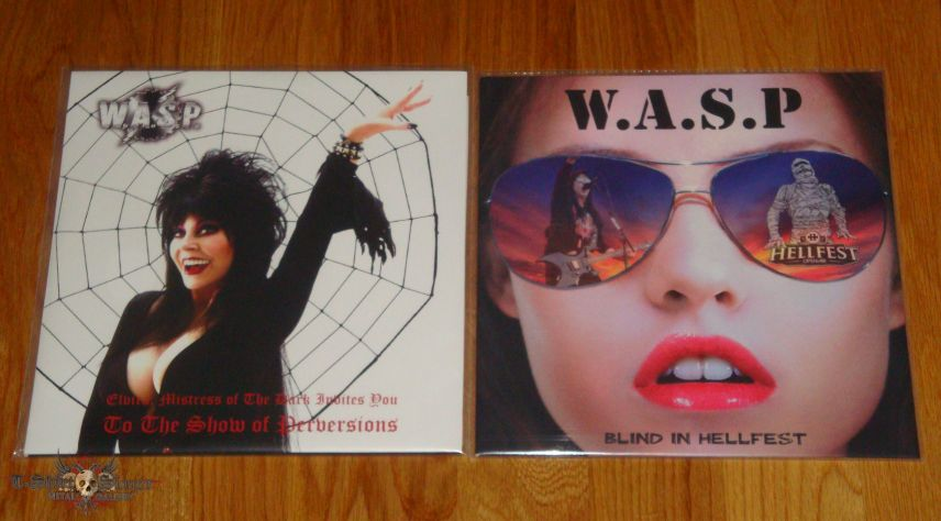 W.A.S.P. Collection,