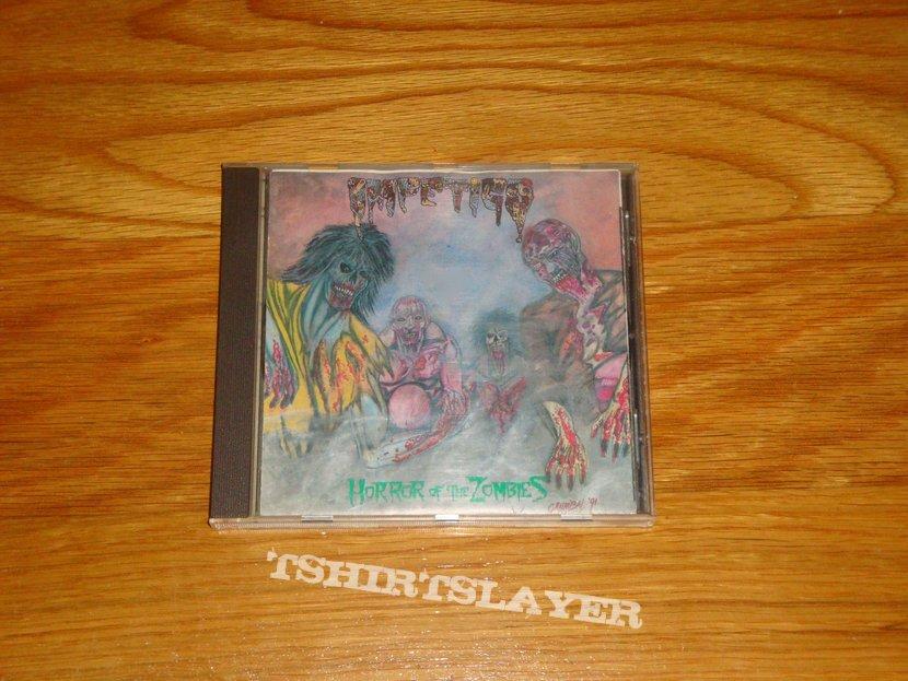 Impetigo - Horror Of The Zombies CD