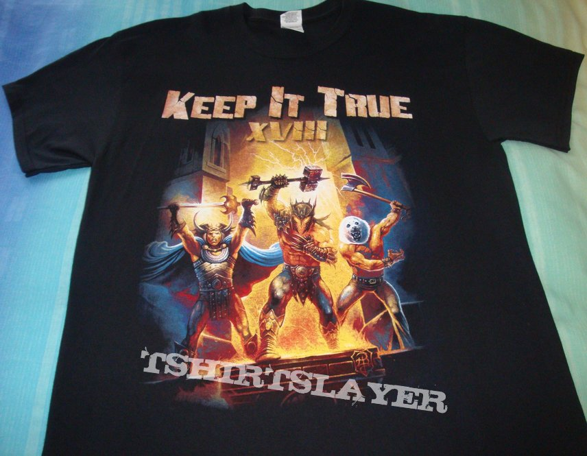 Keep it True Festival XVIII shirt