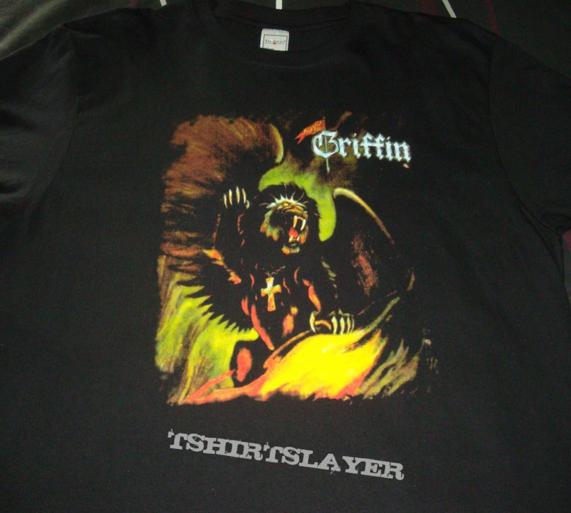 Griffin Flight of the Griffin shirt