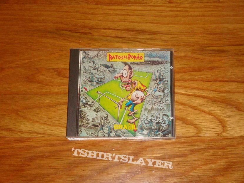 Ratos De Porao - Brasil CD